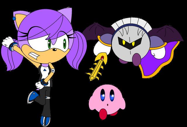 File:Sam, Kirby & Meta Knight.png