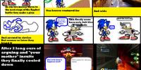 Willaca's Pilot Issue (Sonic Y Pilot Issue)
