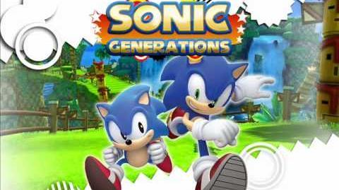 Sonic Generations Music Rooftop Run (Modern)