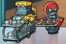 Pre-SGWOrbot&Cubot