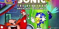 Sonic Archives Volume 2