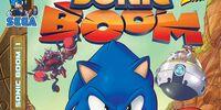 Archie Sonic Boom