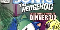 Archie Sonic the Hedgehog Issue 53
