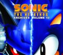 Sonic Archives Volume 10