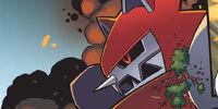 Titan Metal Sonic (Robot)