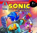 Archie Sonic the Hedgehog Issue 193