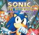 Sonic Archives Volume 21