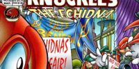 Archie Knuckles the Echidna Issue 22