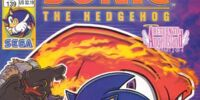 Archie Sonic the Hedgehog Issue 139