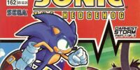 Archie Sonic the Hedgehog Issue 162