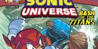 Archie Sonic Universe Issue 66