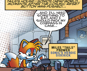 Tails House