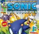 Panini Sonic the Hedgehog Issue 2