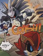 Silver Sonic v3.1 attacks