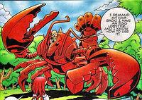 Egg Lobster