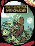 Black Doom Contacts Black Death