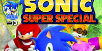 Sonic Super Special Magazine Issue 13