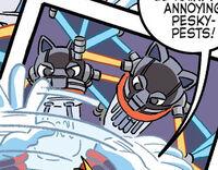 Batbots Flapping