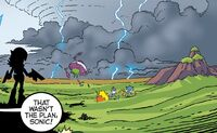 Thunder Plains Zone Battle