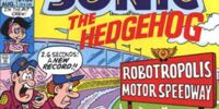 Archie Sonic the Hedgehog Issue 13