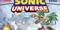 Archie Sonic Universe Issue 34