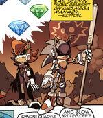 Mecha Sonic Envision