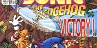 Archie Sonic the Hedgehog Issue 51