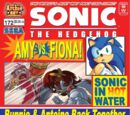 Archie Sonic the Hedgehog Issue 172