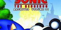 Sonic Archives Volume 11