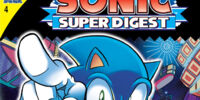 Sonic Super Digest Issue 4