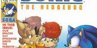 Archie Sonic the Hedgehog Issue 129
