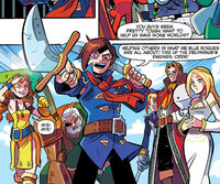 Skies of Arcadia Crew