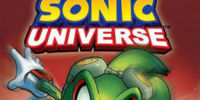 Sonic Universe (GN) Volumes 9-12
