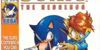 Archie Sonic the Hedgehog Issue 121