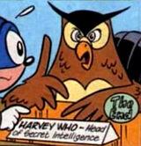 Harvey Who