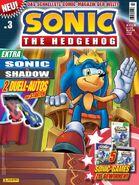 Sonic Panini Comics - Comic Magazine 3