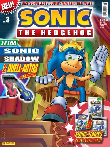 File:Sonic Panini Comics - Comic Magazine 3.jpg