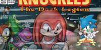 Archie Knuckles the Echidna Issue 2