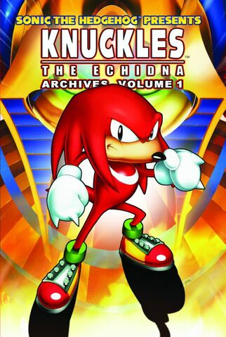 File:Knuckles Archives 1 Cover.jpg