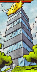 Dr. K's tower