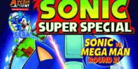 Sonic Super Special Magazine Issue 14