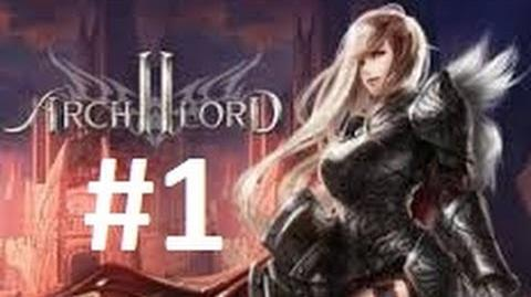 Archlord 2 Closed Beta - General Overview And A Dungeon Run