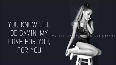 Ariana Grande - Best Mistake ft