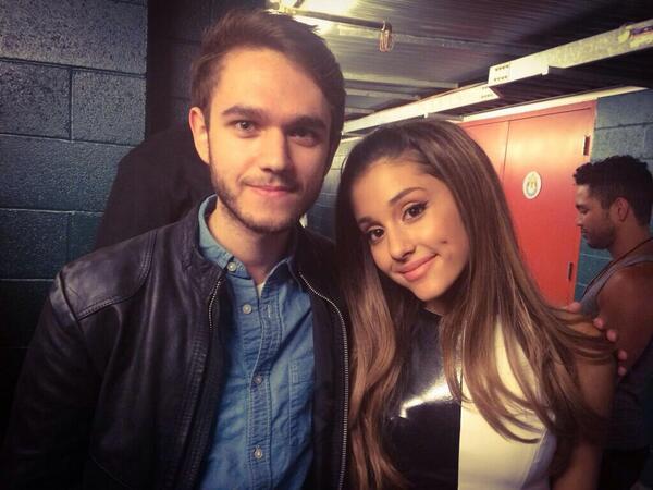 File:Ariana Grande & Zedd.jpg