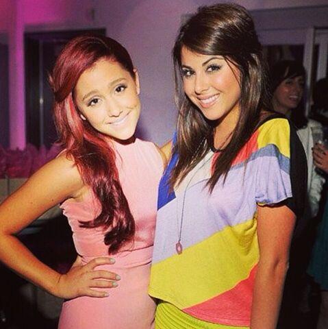 File:Ariana and Daniella Monet at Miranda Cosgrove's birthday.jpg