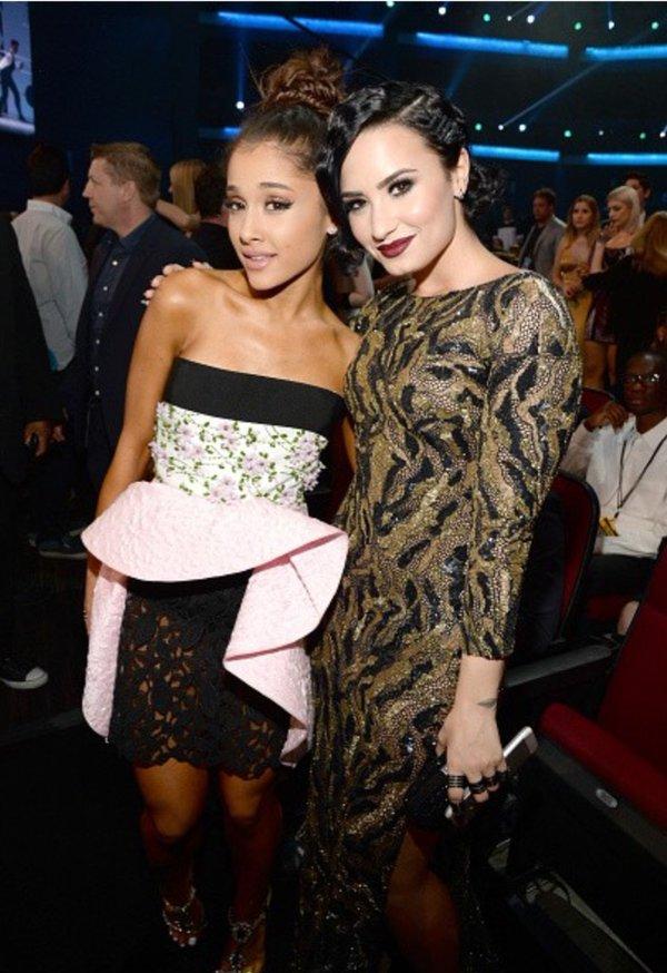 Demi Lovato Ariana Grande Wiki Fandom Powered By Wikia