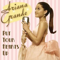 Put Your Hearts Up Artwork