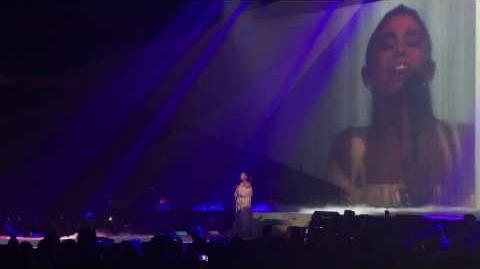 Leave Me Lonely (Live at the Dangerous Woman Tour)