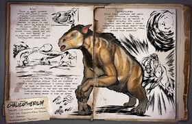 Chalicotherium Dossier