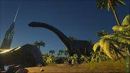 ARK-Brontosaurus Screenshot 003